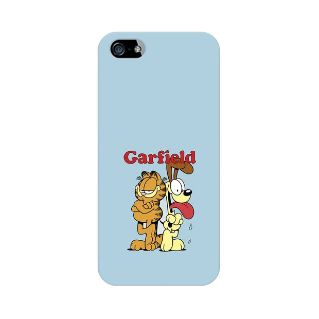 Apple iPhone 5s Garfield & Odie Phone Cover & Case
