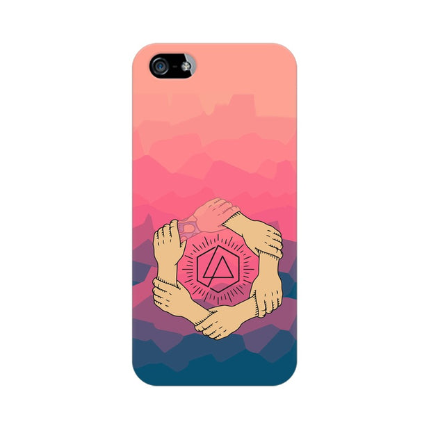 Apple iPhone 5s Linkin Park Logo Chester Tribute Phone Cover & Case