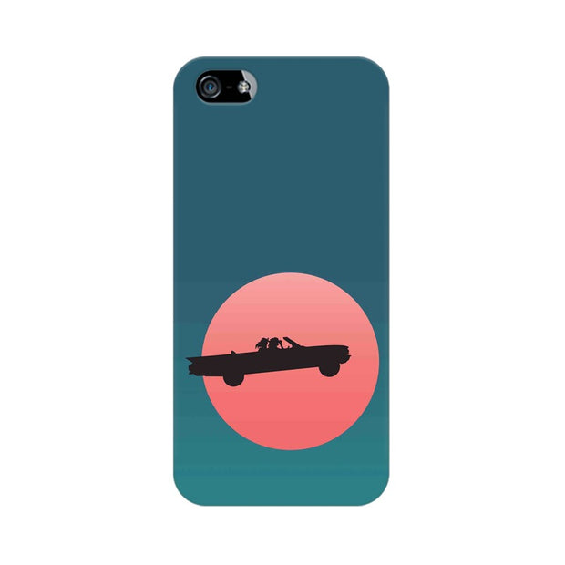 Apple iPhone 5s Thelma & Louise Movie Minimal Phone Cover & Case