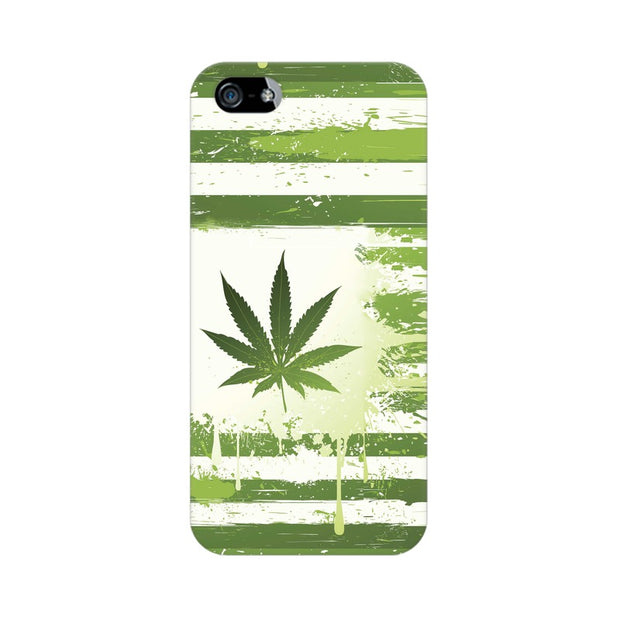 Apple iPhone 5s Weed Flag  Phone Cover & Case