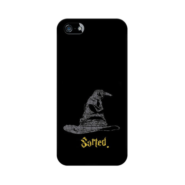 Apple iPhone 5s Sorting Hat Harry Potter Phone Cover & Case