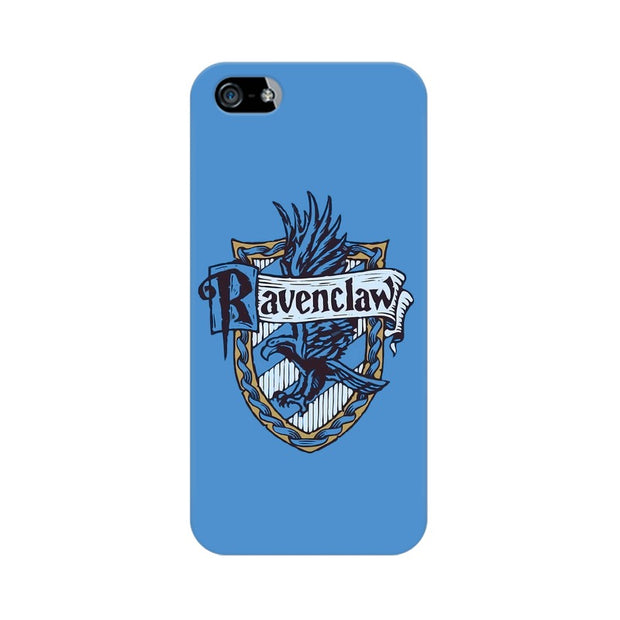 Apple iPhone 5s Ravenclaw House Crest Harry Potter Phone Cover & Case