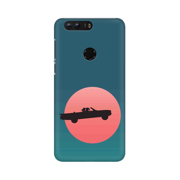 Huawei Honor 8 Thelma & Louise Movie Minimal Phone Cover & Case