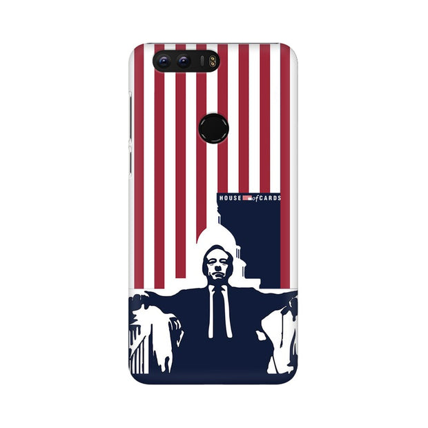Huawei Honor 8 House Of Cards Underwood On Chair Phone Cover & Case