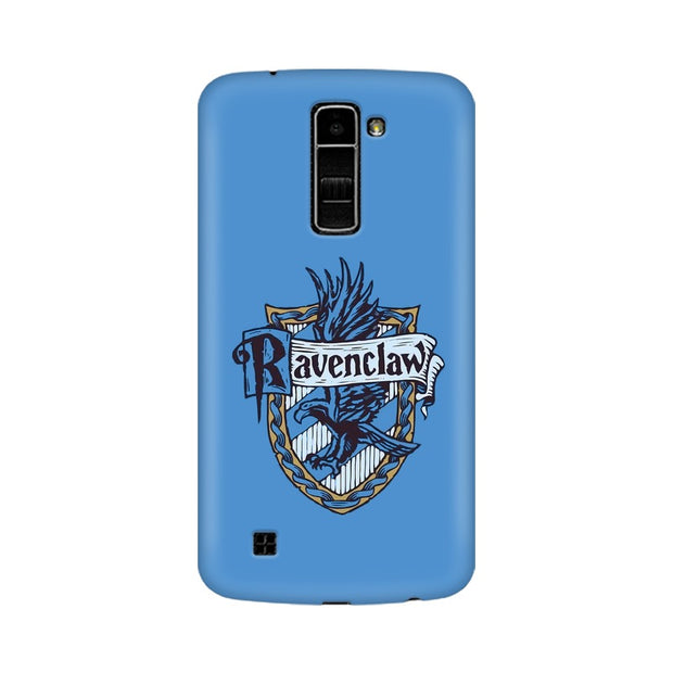 LG K7 Ravenclaw House Crest Harry Potter Phone Cover & Case