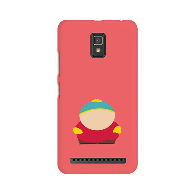 Lenovo A6600 Eric Cartman Minimal South Park Phone Cover & Case