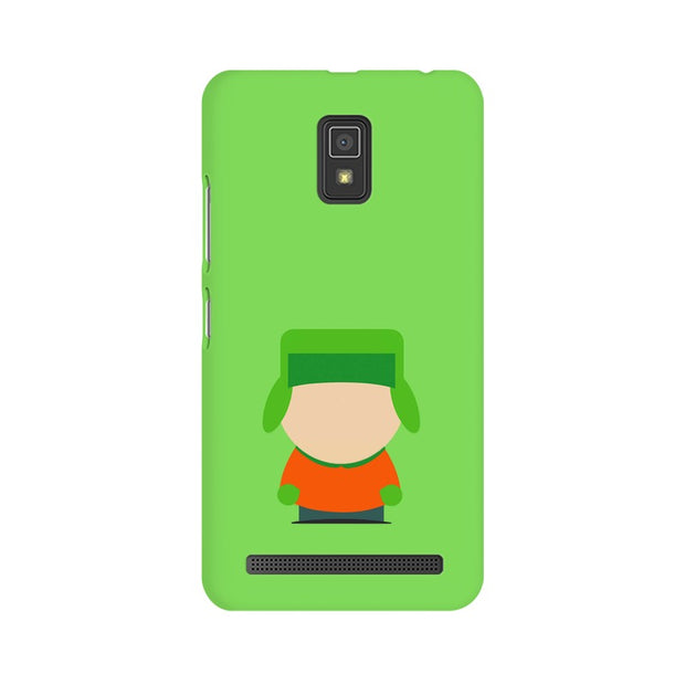 Lenovo A6600 Kyle Broflovski Minimal South Park Phone Cover & Case