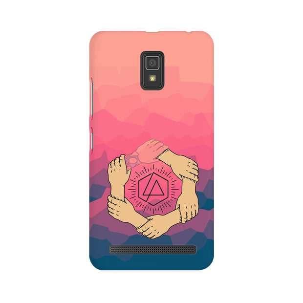 Lenovo A6600 Linkin Park Logo Chester Tribute Phone Cover & Case
