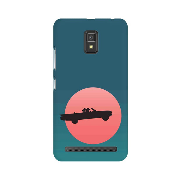 Lenovo A6600 Thelma & Louise Movie Minimal Phone Cover & Case