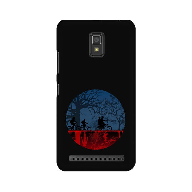 Lenovo A6600 Stranger Things Fan Art Phone Cover & Case
