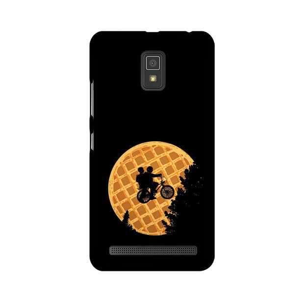 Lenovo A6600 Stranger Things Pancake Minimal Phone Cover & Case