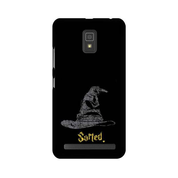 Lenovo A6600 Sorting Hat Harry Potter Phone Cover & Case