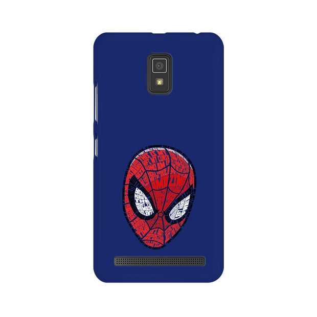 Lenovo A6600 Spider Man Graphic Fan Art Phone Cover & Case