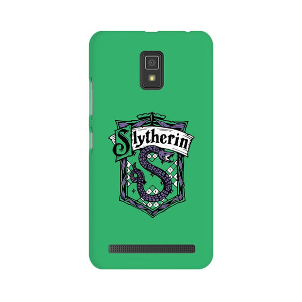 Lenovo A6600 Slytherin House Crest Harry Potter Phone Cover & Case