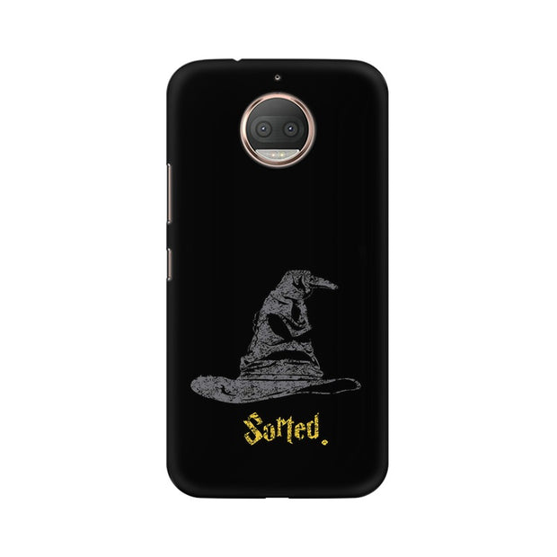 Moto E4 Plus Sorting Hat Harry Potter Phone Cover & Case
