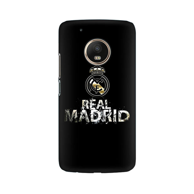Moto G5 Plus Real Madrid Phone Cover & Case