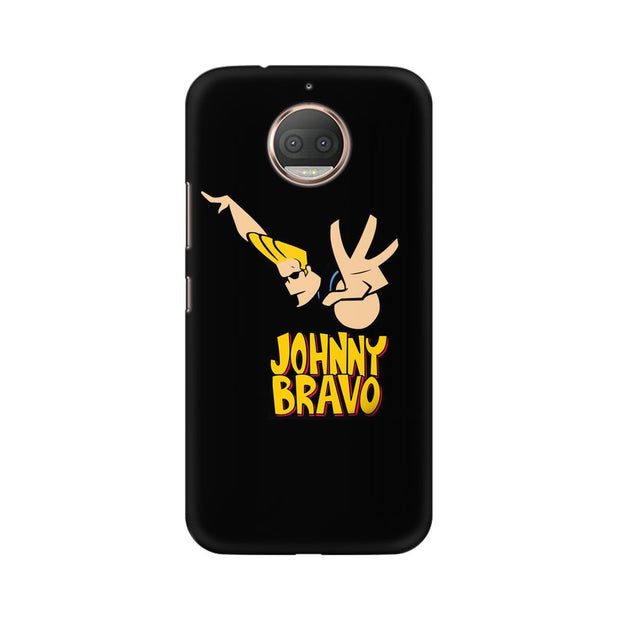 Moto G5s Johny Bravo Phone Cover & Case