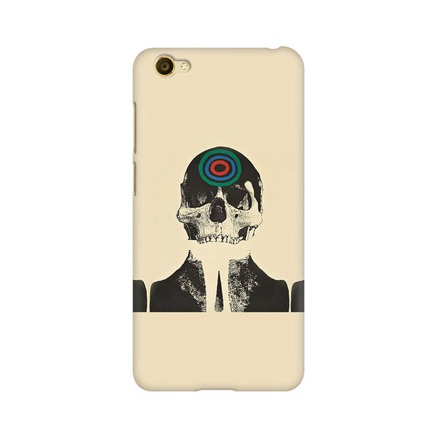 Vivo Y67 Skull Target Phone Cover & Case