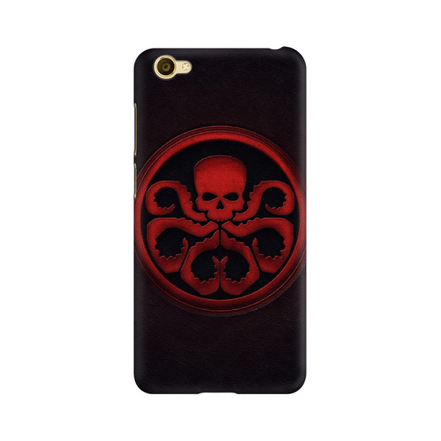 Vivo Y67 Skuluctopus Phone Cover & Case