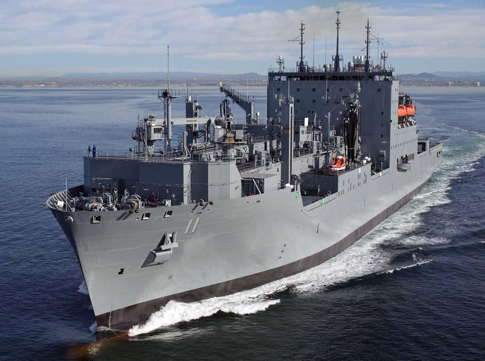 Military Sealift Command Dry Military Wall Mural