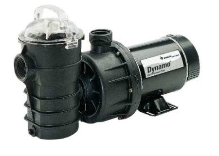Pentair Dynamo Single Speed Pool Pump with 3' Standard Cord - 2 HP