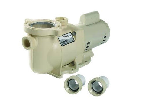 Pentair SuperFlo Standard Efficient Single Speed Up Rated Pool Pump - 2 HP