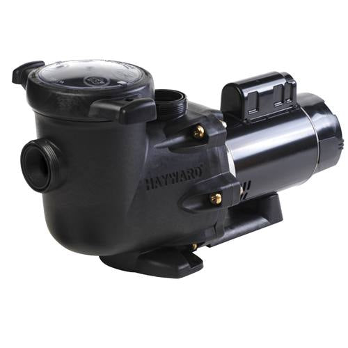 Hayward TriStar Energy Efficient Full Rated Single Speed Pool Pump - 1 HP