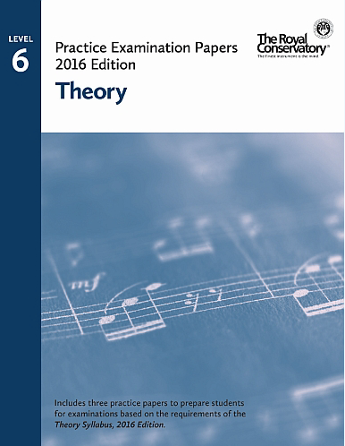 RCM Examination Papers - Level 6 Theory