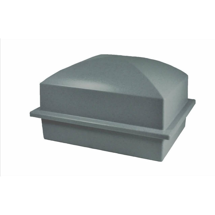 Burial vaults for cremation urns spacious enough for one large or two small cremation urns or as a pet casket.