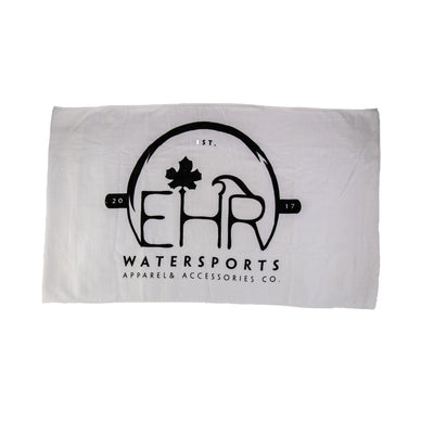 EHR Water Plush Branded Beach Towel