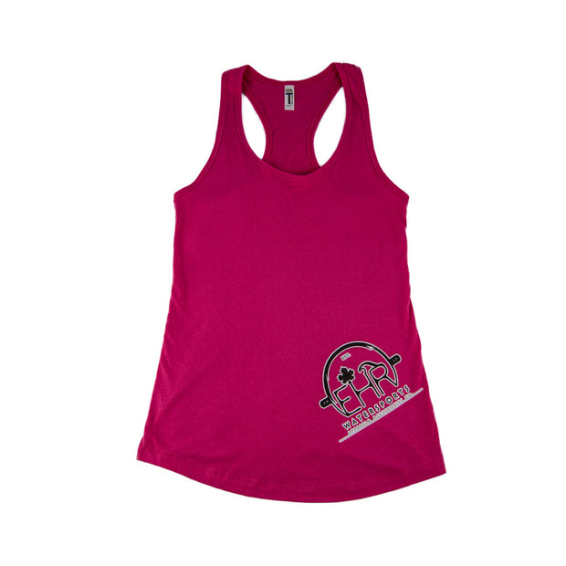 EHR Water Women's Next Level Ideal Racerback Tank