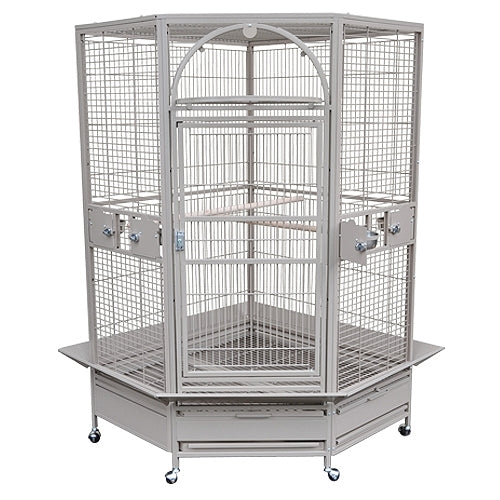 King's Cages - GC14022 Corner Cage