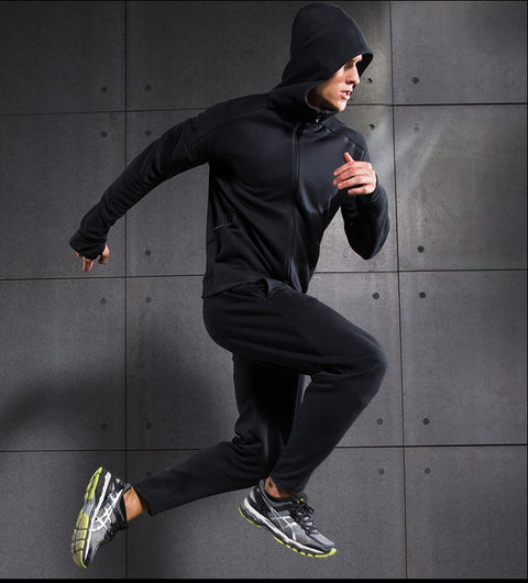 Gravity - Set of Hoodie and Pant For Gym Exercise