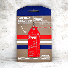 Aviationtag Airbus A320 - Red (China Eastern Airlines) B-2400 | Aviamart