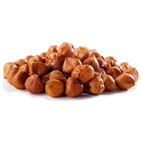 Bulk Organic Hazelnuts - Raw, No Shell