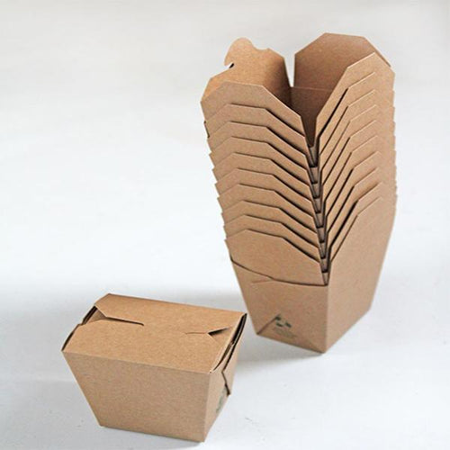 Retail Chinese Takeout Boxes & Packages