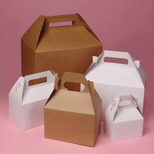 Gift Gable Boxes & Packages
