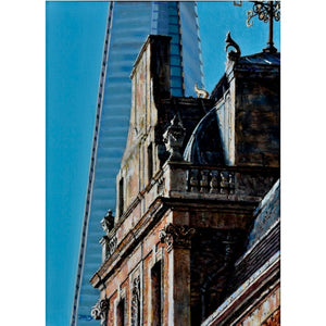 Customs House v The Shard