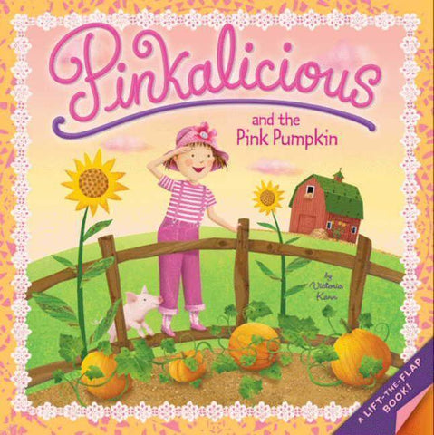 Pinkalicious: Pinkalicious and the Pink Pumpkin