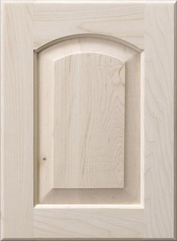 Replacement Raised Arched Cabinet Door