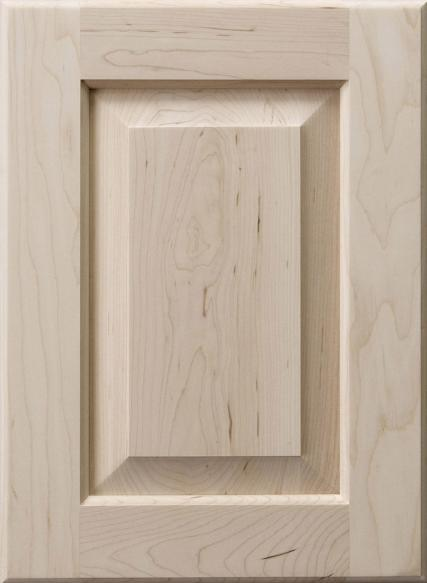 Replacement Raised Square Cabinet Door