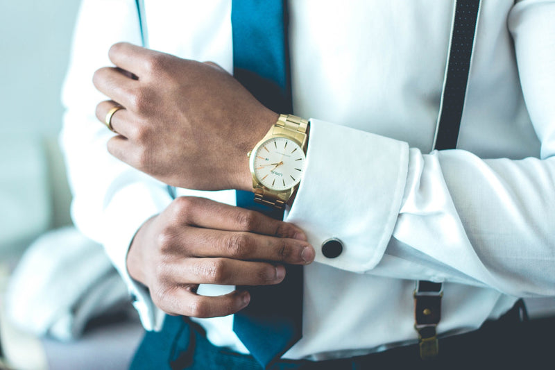 How to Style a Watch