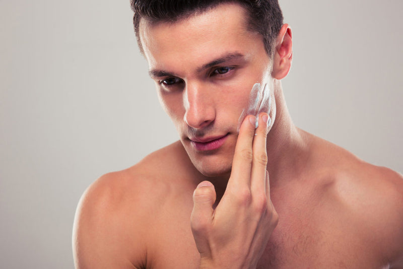 3 Easy Skincare Tips for Men