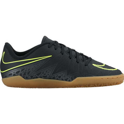 NIKE JR. HYPERVENOMX PHELON II IC BLACK