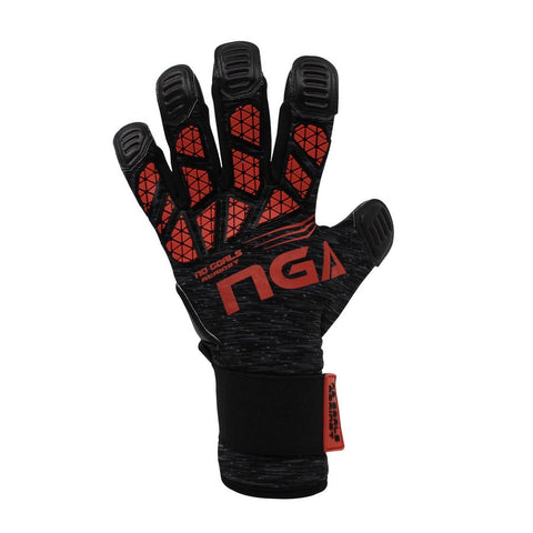 Venture Black Goalkeeper Glove