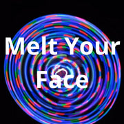 LED Mini Hoops - Melt Your Face