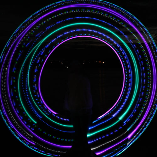 LED Hoops - Moon