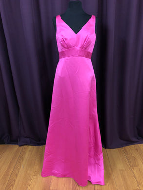 Alfred Angelo Size 12 Pink Formal Dress