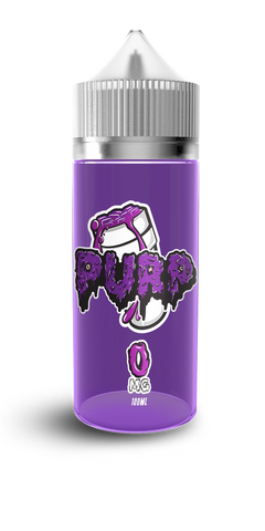 Purp - 100ml Shortfill - 0mg