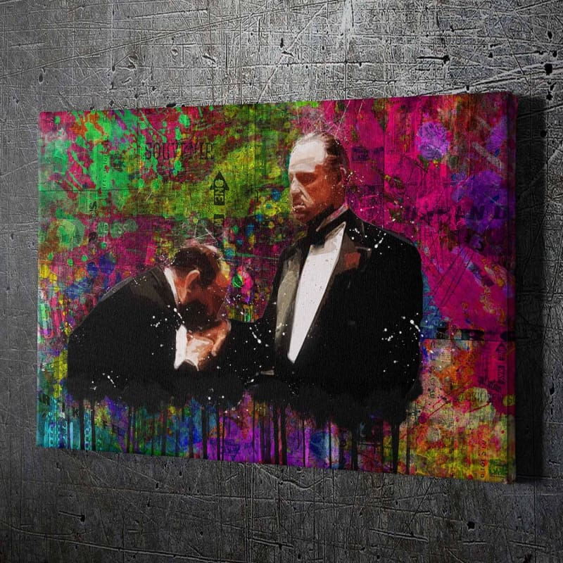 Godfather - Kiss the Ring - Artwork Addict